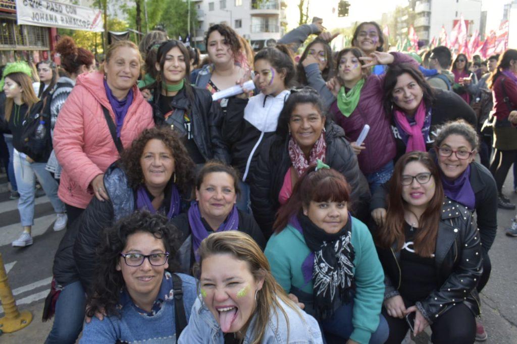 Cierre histórico del 34 Encuentro Nacional de Mujeres