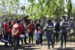 Segundo Operativo Solidario en el Barrio Las Praderas