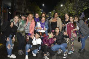 Agrupación DE FRENTE presente en El 34 Encuentro Nacional de Mujeres