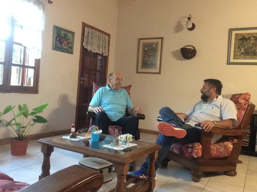 Entrevista al Pastor Nestor Guiriani