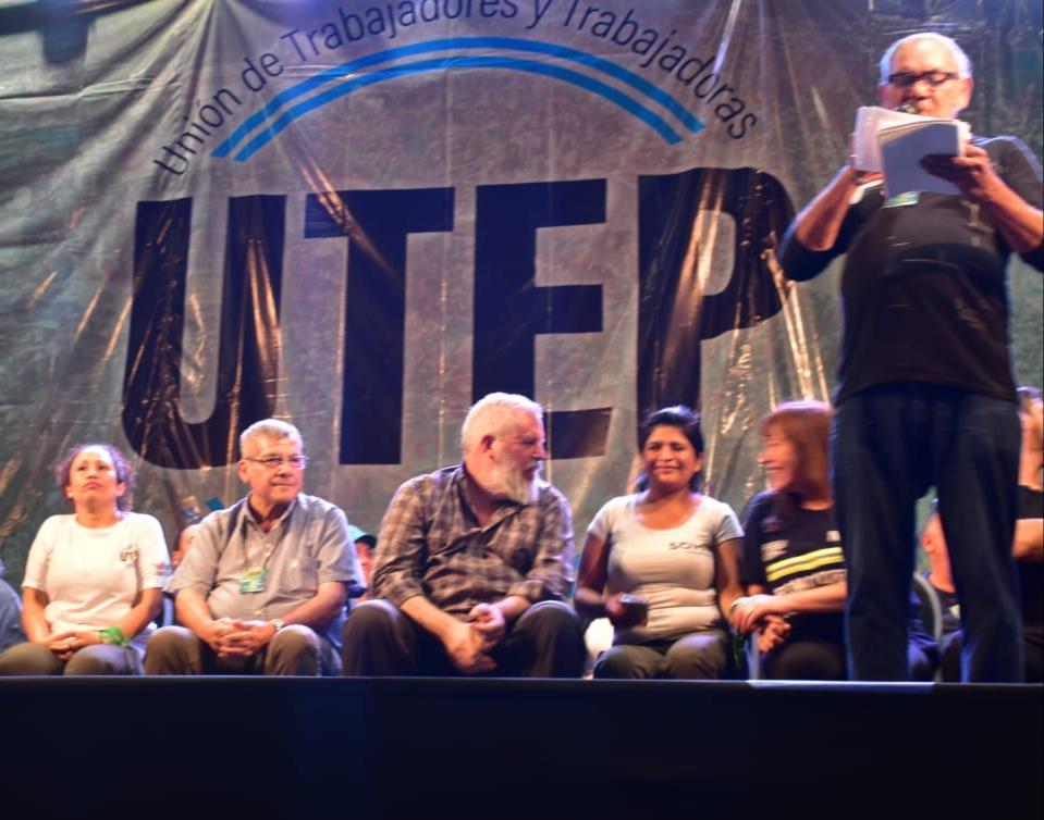 Lanzamiento de la UTEP