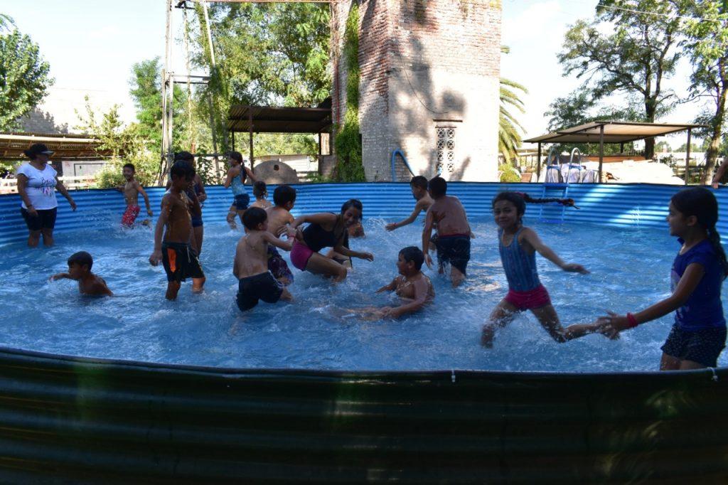 Colonias de Verano en la Agrupación DE FRENTE. Día 2