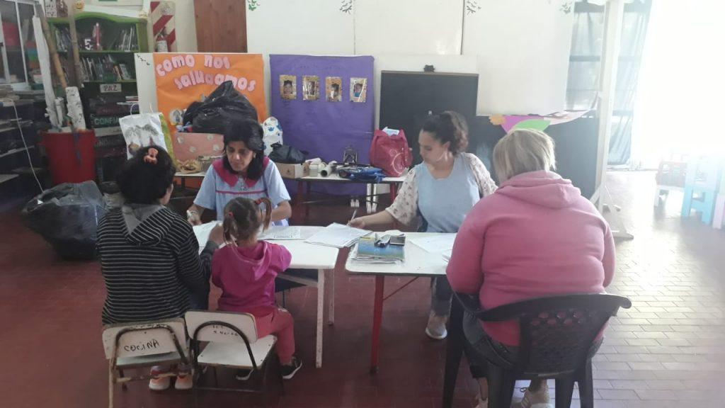 Jornadas de inscripción para La Ecco Infantil, del Barrio Las Praderas.