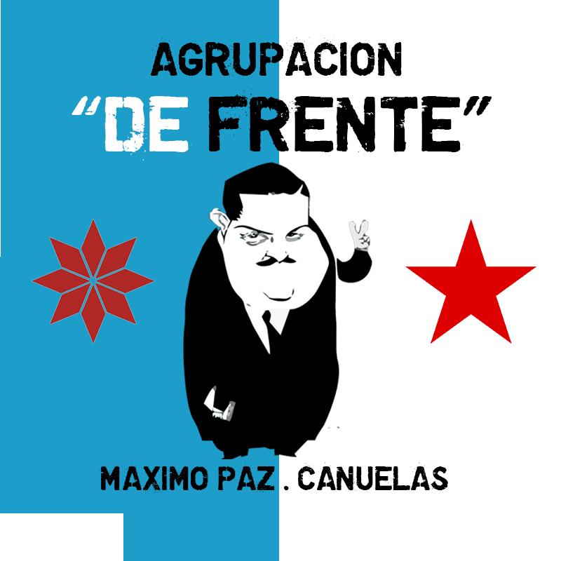 Comunicado de Agrupación DE FRENTE