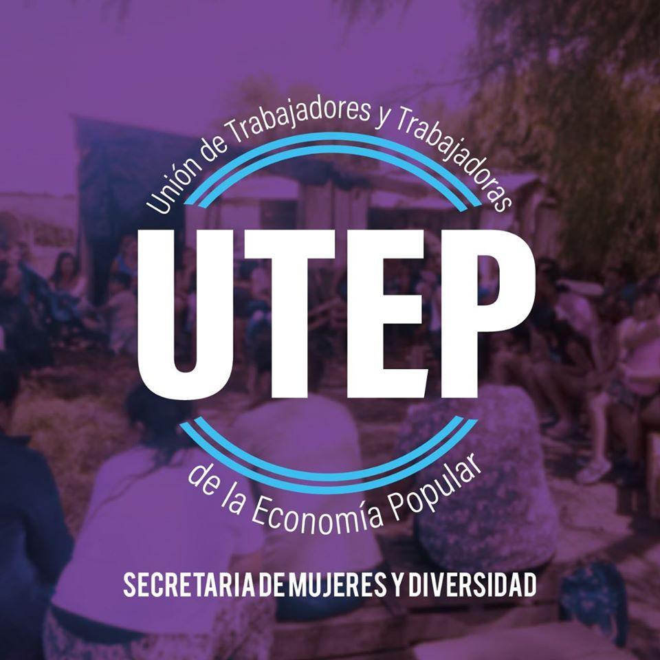 La casa de la Mujer en el Lanzamiento de la Secretaría de Mujeres y Diversidad de la UTEP