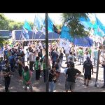 CANAL MAGDALENA: ACTO Y MARCHA FLUVIAL POR LA SOBERANÍA NACIONAL